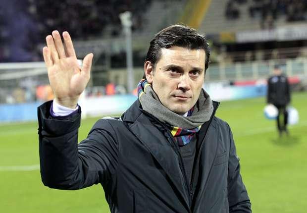 Montella: Fiorentina want to win Coppa Italia in style