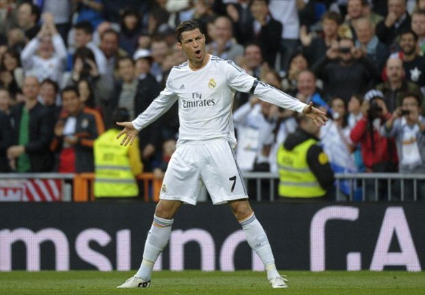 Lock and load: Ronaldo rockets will have Bayern quaking in their boots