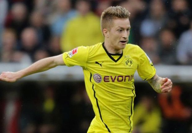 Reus could return to team training 'in two or three weeks', says Klopp