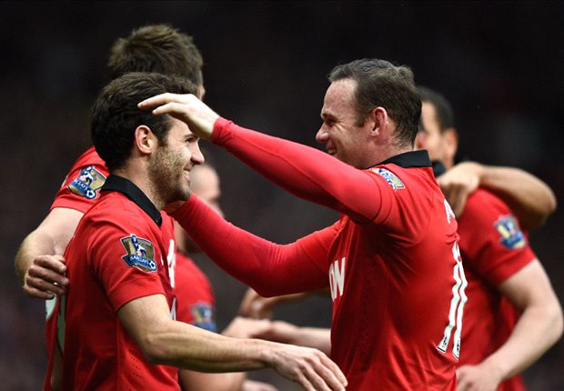 Giggs hails Mata 'masterclass' in Manchester United win