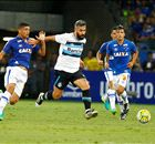 Números, pranchetas e mapas de Cruzeiro 0 x 2 Grêmio