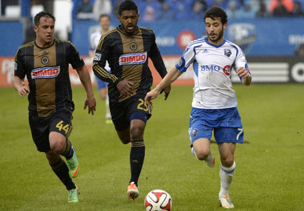 Montreal Impact 1-0 Philadelphia Union: Impact hold on for first win of season