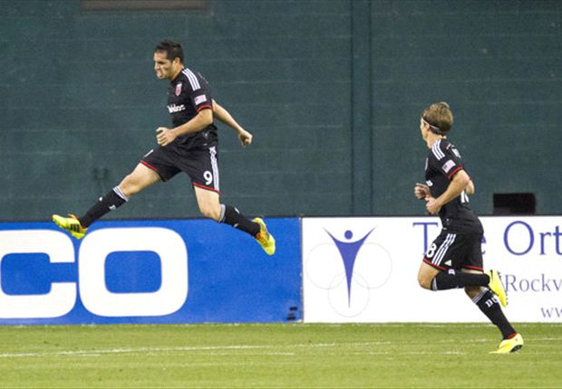 D.C. United welcomes return of 'relentless' Espindola