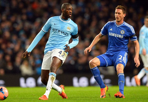 Yaya Toure hoping to put PFA snub behind him by winning Premier League