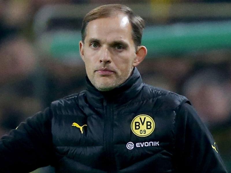 """Borussia Dortmund, Tuchel : """"Perdre contre le Bayern Munich serait effrayant pour la suite"""""""