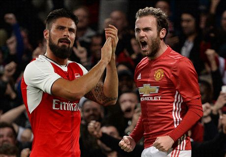Arsenal & Man Utd discover EFL Cup fates