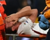 Roma's Florenzi suffers extreme knee injury