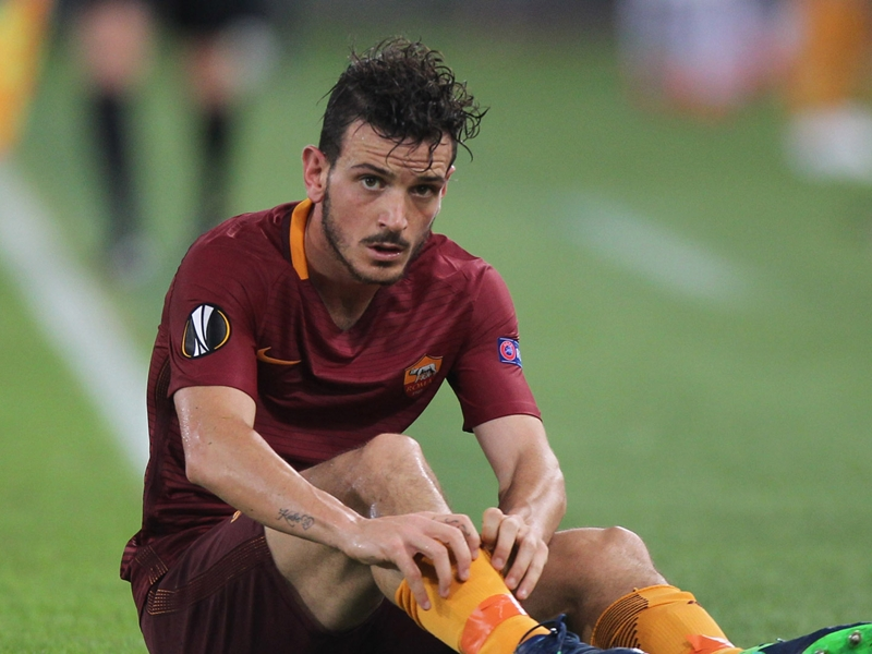 Roma, Florenzi absent au moins 4 mois
