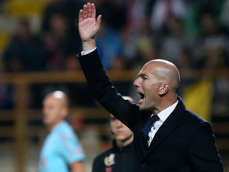 """Real Madrid, Zidane : """"Ronaldo mérite le Ballon d'Or"""""""