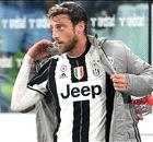 Juve anti-Atalanta: 3-5-2, c'è Marchisio