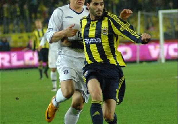 Malaga Keen On Fenerbahce Striker Dani Guiza - Report
