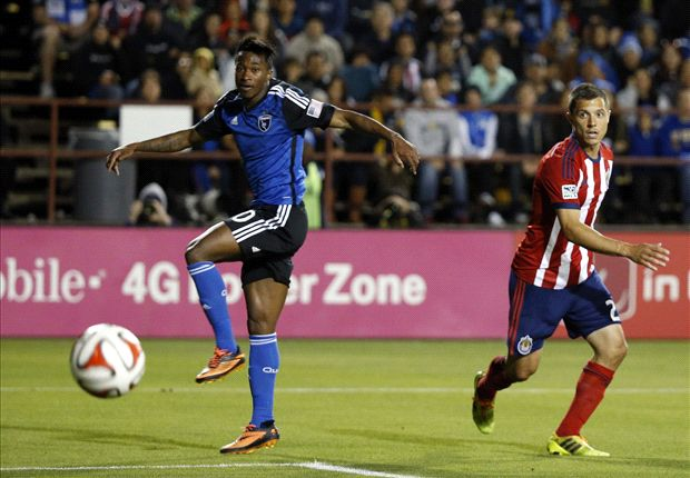 San Jose Earthquakes 1-0 Chivas USA: Djalo leads Quakes to first win