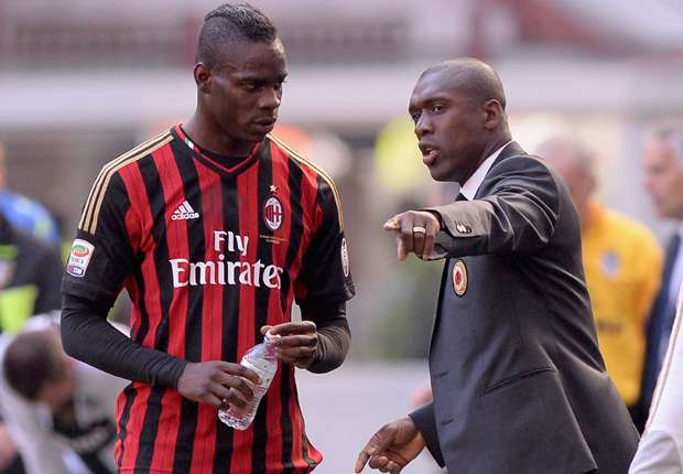 It's better to leave Balotelli alone - Seedorf