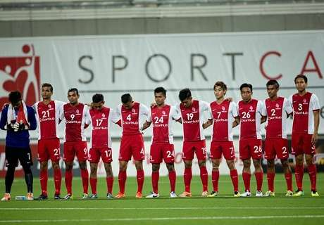 LionsXII have lost their fortress