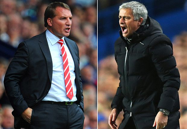 How Rodgers emerged from Mourinho's shadow
