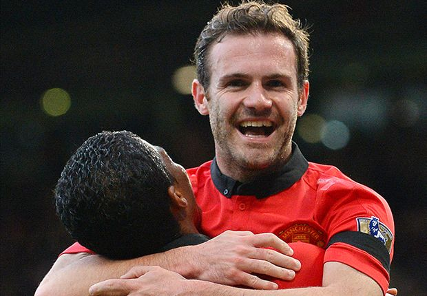 Mata pays tribute to former Manchester United boss Moyes