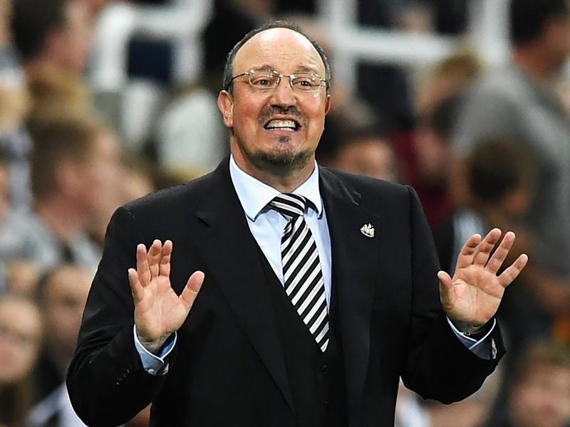 Des touches en Chine pour Rafael Benitez ?