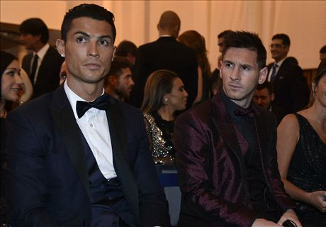 CR7: Messi & I are not good friends