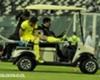 Villar entregó detalles de su lesión