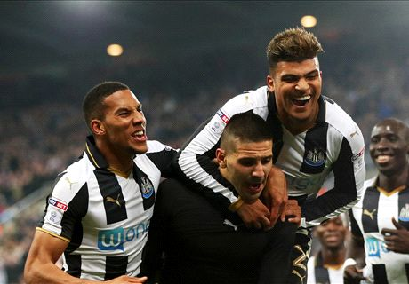 Rafa's Newcastle revolution