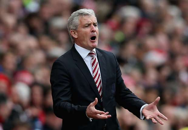 Hughes wary of too many signings at Stoke