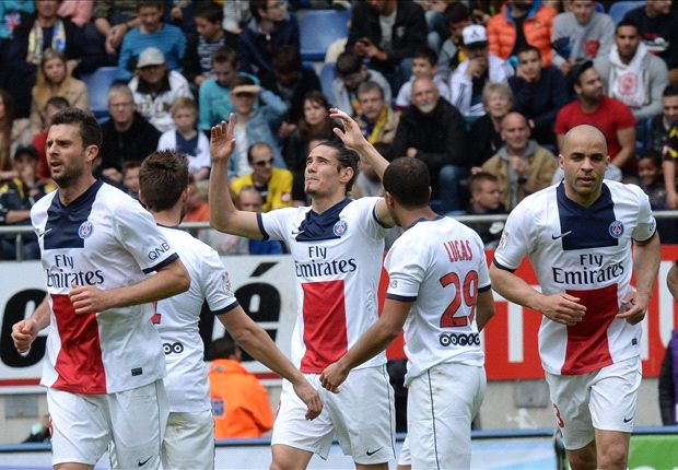 Sochaux 1-1 Paris Saint-Germain: Thiago Silva own goal postpones title party