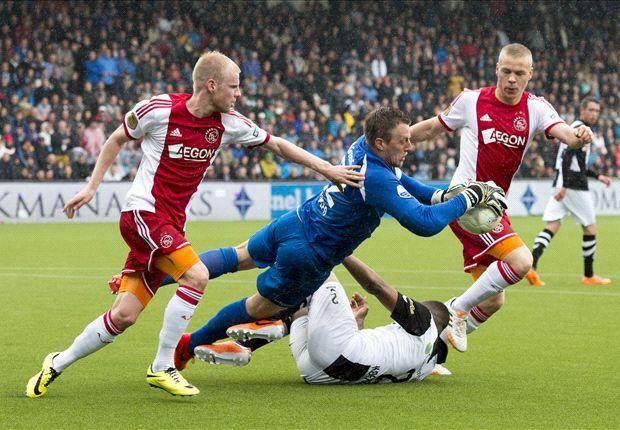 Ajax seal fourth consecutive Eredivisie title