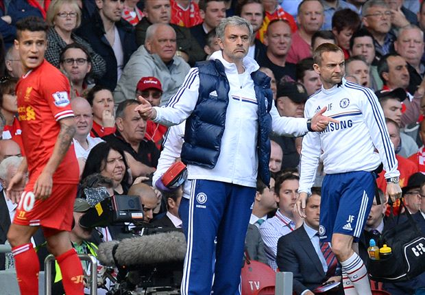 Mourinho: Chelsea can't win title despite beating Liverpool