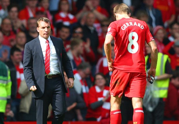 Don't forget 'remarkable' season after Chelsea defeat, Rodgers urges Liverpool