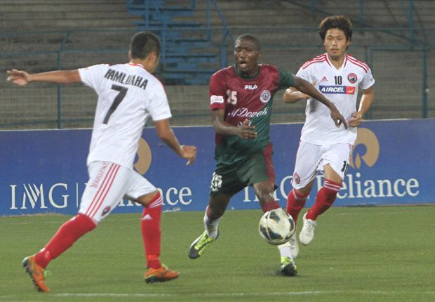 Mohun Bagan 2-1 Shillong Lajong: Mariners end league campaign with a win