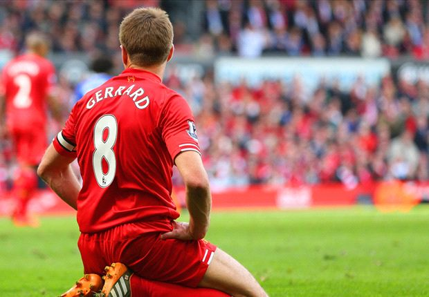 No blame for Gerrard, insists Liverpool boss Rodgers