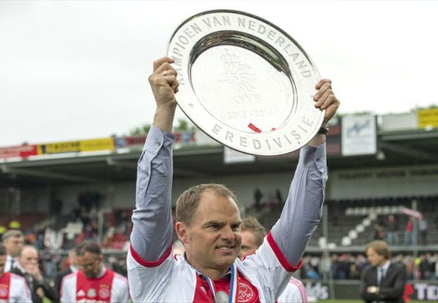 Ajax are 'worthy champions' - De Boer