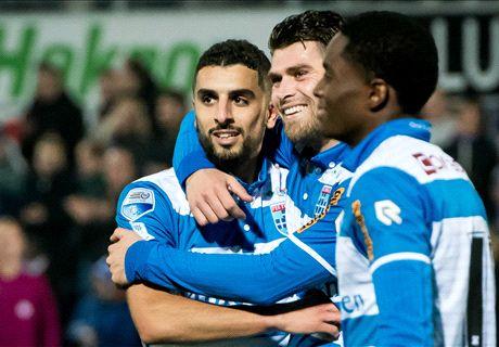 PEC Zwolle blijft net overeind