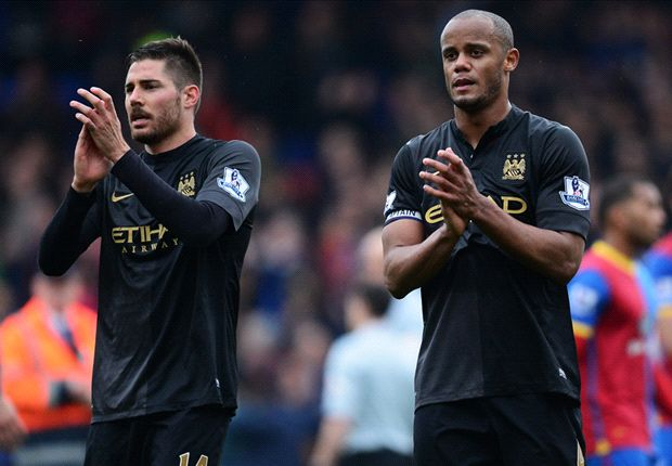 Manchester City 'very calm' through title twists, says Kompany