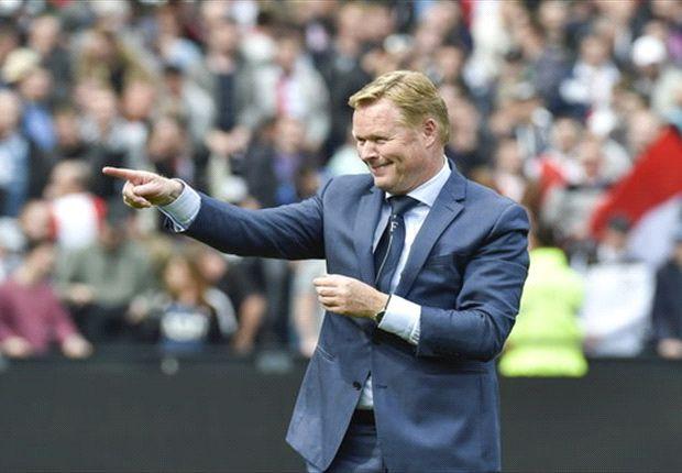 Southampton appoint Koeman