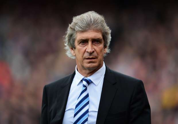 Pellegrini revels in 'happy day' for Manchester City