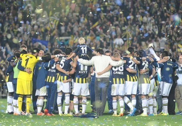 Fenerbahce wrap up Super Lig title