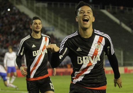 A dos partidos de la Libertadores