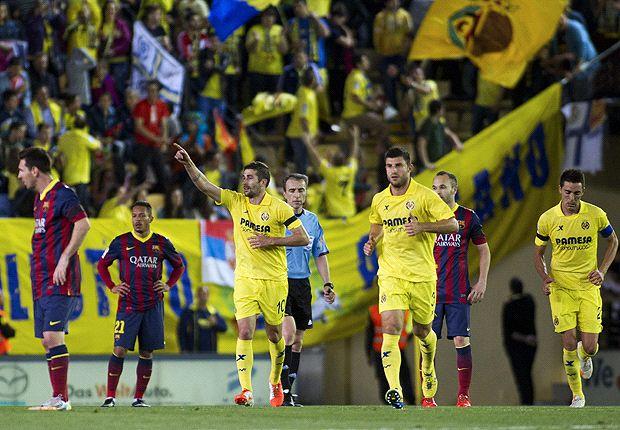 El Villarreal identifica al socio que tiró el plátano y le expulsará