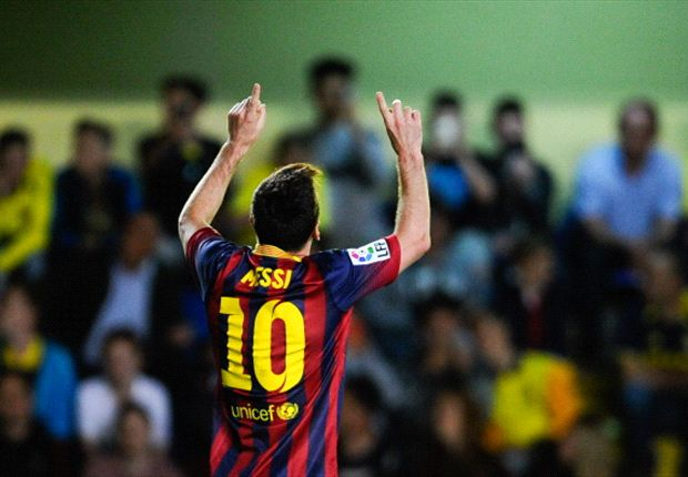 Villarreal 2-3 Barcelona: Messi caps brilliant comeback to keep champions in the title race