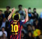 Messi, año a año