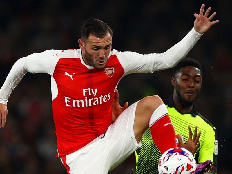 Arsenal, Lucas Pérez absent 6 semaines