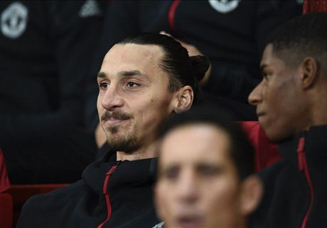 The beginning of the end for Zlatan