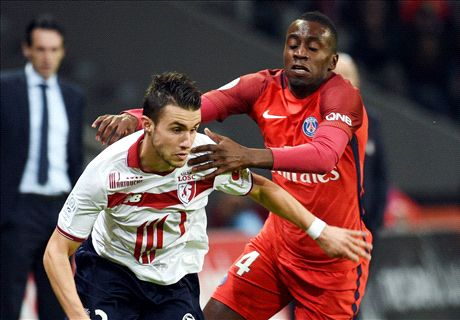 LIVE: Lille vs Paris Saint-Germain