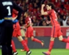 PSG beat Lille to go second