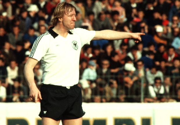 Start Believing: No pain no gain for Hrubesch & Schumacher