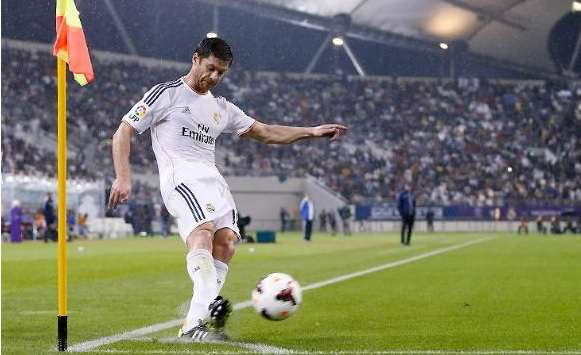 Xabi Alonso suspended for European Super Cup