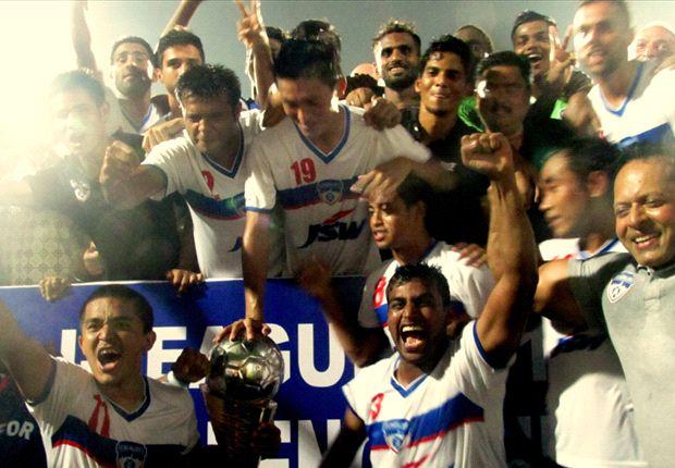 Sporting Clube de Goa 1-2 Bengaluru FC: Champions end season on a high