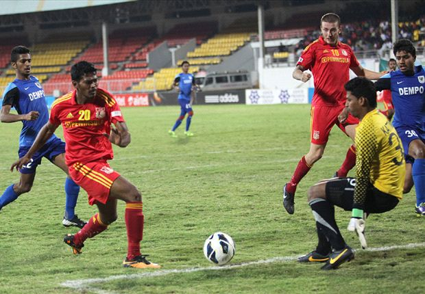 Pune FC 0-3 Dempo SC: Hosts suffer defeat in final game