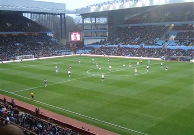 Aston Villa will seinen Fans wieder Stehplätze bieten